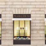 La nuova sede Marchesi in Via Montenapoleone
