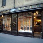La storica sede Marchesi