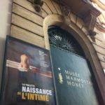 La toilette, naissance de l'intime- Museo Marmottan-Monet. ph Thierry Hay