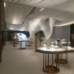 Lo spazio della mostra Her Time ph Simona Bersani