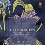 Giardini di seta - Locandina
