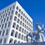 Il Palazzo della Civiltà -Roma EUR