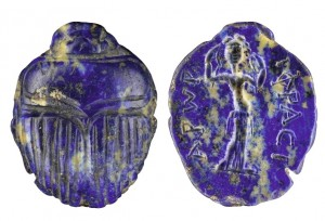 Lapislazzuli Magia Blu - Arte greco romana