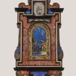 Lapislazzuli Magia Blu - Reliquiario con Annunciazione