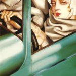 Tamara de Lempicka - autoritratto
