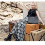 Michelle Williams nella campagna pubblicitaria Spirit of Travel del 2015