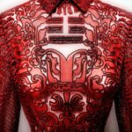 """Mostra""""China Through the Looking Glass""""- Valentino collezione Shanghai 2013"""
