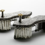"Paduka matrimoniali - Mostra ""Shoes: pleasure and pain"" V&A Museum courtesy V&A Museum"