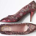 """Shoes: Pleasure-and-pain"" V&A Museum - Roger Vivier per Dior courtesy V&A Museum"