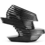 """Mostra """"Shoes: pleasure and pain"""" V&A Museum courtesy - Zaha Hadid for United Nude courtesy United Nude"""