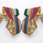 """Shoes: Pleasure-and-pain"" V&A Museum - Ferragamo ph Jaron James V&A Museum"