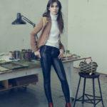 Charlotte Gainsbourg nella campagna Louis Vuitton per l'autunno/inverno 2014-15