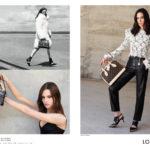 Jennifer Connelly nella campagna Louis Vuitton per l'autunno / inverno 2015-16