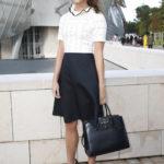 Alicia Vikander in Louis Vuitton nel 2015