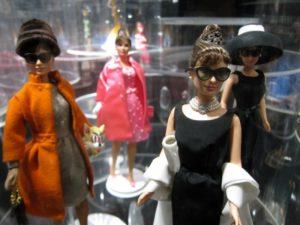 """""""Barbie"""".The Icon al MUDEC Milano - Audrey Hepburn"""