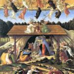Botticelli - La natività mistica