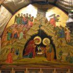Icona della Natività -Betlemme