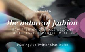 Kering-Invito su Twitter