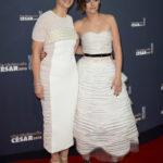 Kristen Stewart In Chanel Couture con Juliette Binoche - Premiere - 2015 César Film Awards