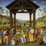 Perugino - L'adorazione dei Magi