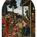 Perugino- L'adorazione dei Magi