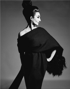 Jacqueline de Ribes by Richard Avedon, 1962