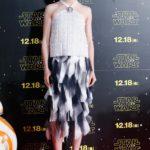 Daisy Ridley In Chanel - 'Star Wars: Il risveglio della Forza' evento per i fan a Tokyo