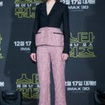 Daisy Ridley In Christian Dior - 'Star Wars: Il risveglio della Forza' conferenza stampa di Seoul