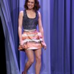 Daisy Ridley In Christian Dior - Late Show With Jimmy Fallon