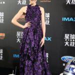 Daisy Ridley In Jason Wu - 'Star Wars: Il risveglio della Forza' evento per i fan a Shanghai