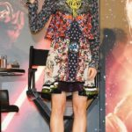 Daisy Ridley In Mary Katrantzou - 'Star Wars: Il risveglio della Forza' conferenza stampa giapponese