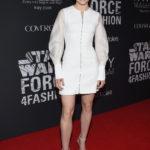 """Daisy Ridley In David Koma - Star Wars """"Force 4 Fashion Event"""""""