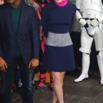 Daisy Ridley In Roksanda - Good Morning America