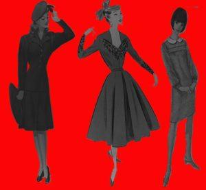 Evoluzione della silhouette