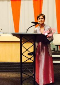 Marina Spadafora Premio Women Together Award