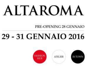 Altaroma 2016