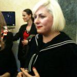 VIVETTA nel backstage ph Simona Como Bersani