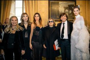 La principessa Ruspoli, Silvia Venturini Fendi, A.G. Grande