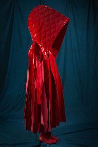 """Fairy Tale Fashion"" Cappuccetto Rosso Comme des Garcons"