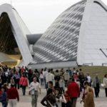 Zaha Hadid -Bridge Pavillion, Expo 2011, Saragoza ph Luis Correas