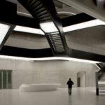Zaha Hadid-Le forme morbide del Maxxi Museum di Roma