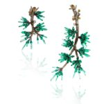 Alessio Boschi-The Cedar Earrings