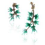 Alessio Boschi-The Cedar Earrings