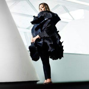 Zaha Hadid abita i propri abiti
