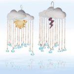 Gianni De Benedittis-Rain Earrings courtesy De Benedittis