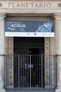 """La sede della Mostra """"In Acqua"""""""