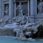 """Fontana di Trevi """"In Acqua"""" ph Paolo Belletti"""