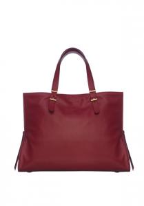 SEVEN BIG-Nappa Lux-Red Lacquer