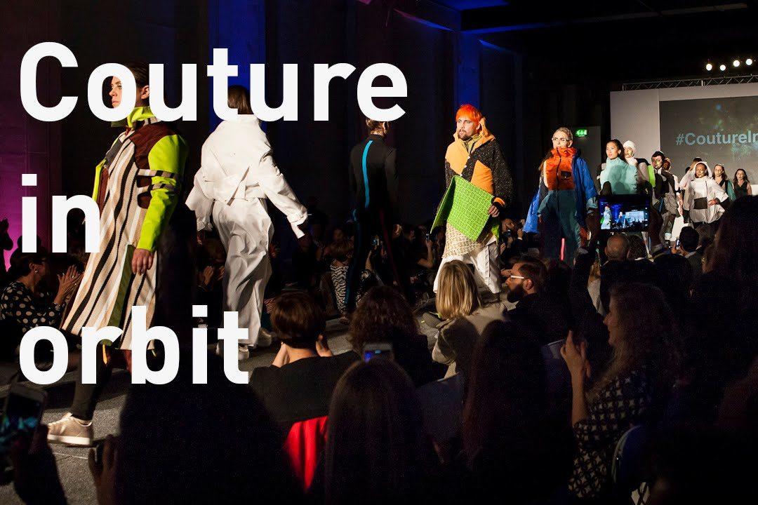 """""""Couture in Orbit"""" - Passerella finale"""