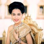 Sirikit di Thailandia in abito tradizionale